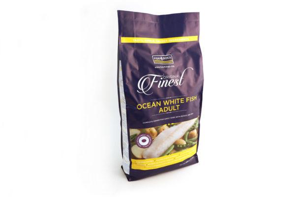 Fish4Dogs Finest White Fish hrana za pse od bijele ribe