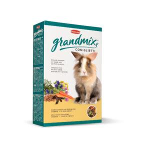 grandmix hrana za zeca 850g
