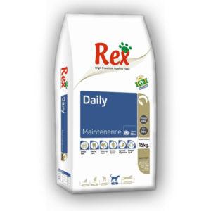 Hrana za psa Rex Daily Adult