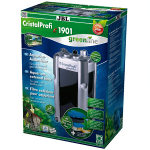 Vanjski Filter za Akvarij JBL Cristal Profi E1901 Greenline
