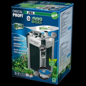 Vanjski Filter Za Akvarij JBL Cristalprofi E902Greenline
