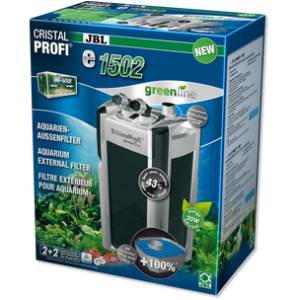 Vanjski Filter za Akvarij JBL Cristal Profi E1502 Greenline