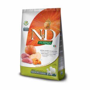 N&D-farmina-pumpkin-divlja-svinja-jabuka-maxi-hrana-za-pse