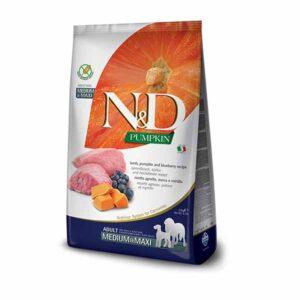n&d pumpkin-janjetina-maedium-maxi-hrana-za-pse