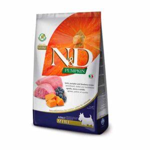 n&d pumpkin-janjetina-mini-hrana-za-pse