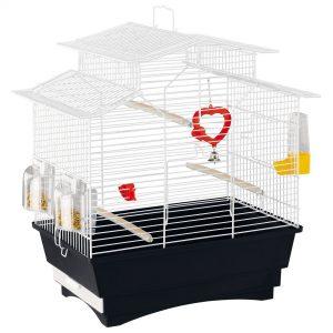 krletka za ptice-pagoda-bijela-ferplast