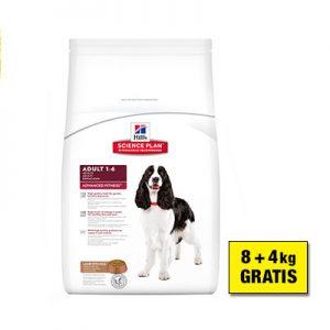 Hills hrana za pse akcija janjetina medium