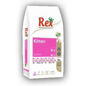 Hrana za mačke Rex Kitten