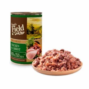 am's Field konzerva piletina i mrkva