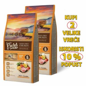 Sams field grain free piletina