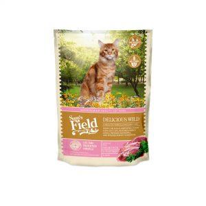 sams field hrana za mačke patka