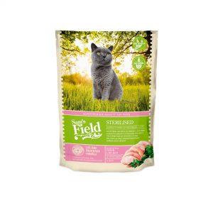 sams field hrana za sterilizirane mačke