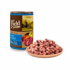 sam's field konzerva janjetina i jabuka