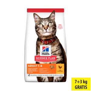 Hill's Piletina za mačke