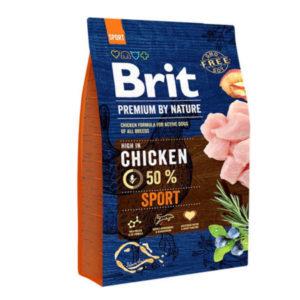 Brit premium by nature sport 15 - kg za sve vrlo aktivne pasmine