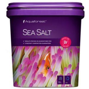 Aquaforest Sea Salt Sol za morski akvarij