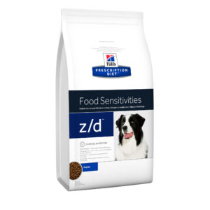 HILL's PD C. z/d Food Sensitivities
