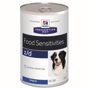 HILL's PD Canine z/d Food Sensitivities