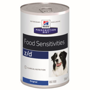 HILL's PD Canine z/d Food Sensitivities