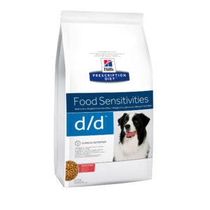 Hills d/d sensitivities losos i riža
