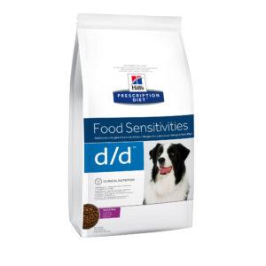 Hills d/d sensitivities patka i riža