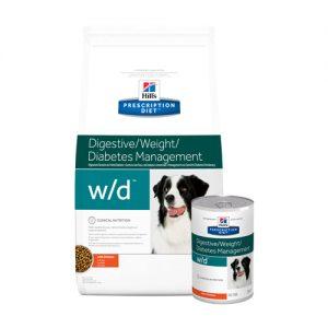 hills_wd_Digestive_Weight_Diabetes__prescription_diet suha u mokra hrana za pse