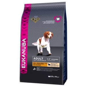 eukanuba_adult_small medium breed_huhn_