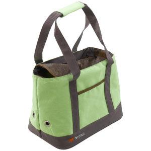 Torba za transport pasa i mačaka Ferplast Malibu zelena