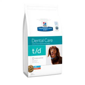 HILL's PD Canine t/d Mini Dental Care