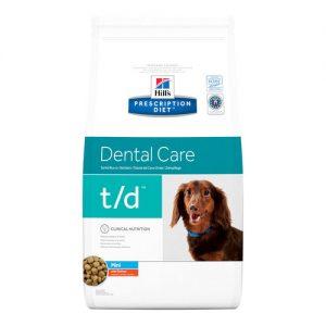 hills_td_mini_dental_care__prescription_diet__hrana za pse do 25 kg