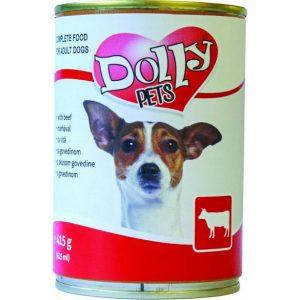 Dolly konzerva za psa s govedinom