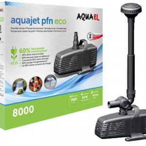 Aquael aquajet pfn eco 8000