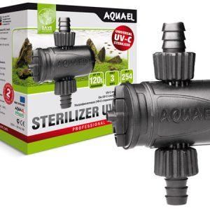 aquael sterilyzator uv 3w