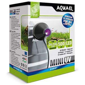 Aquael mini uv led sterilizator