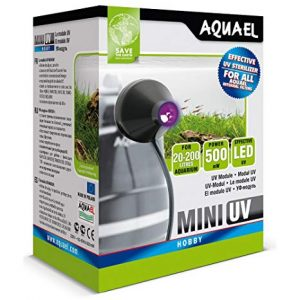 Aquael mini uv led sterilizator