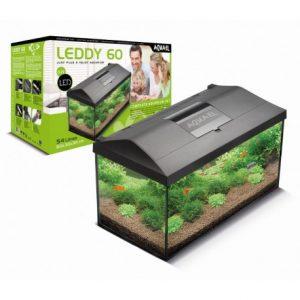 aquael-leddy-60-aquarium-set-black