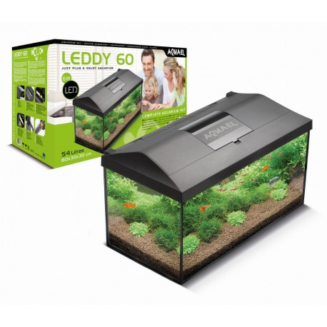 aquael-leddy-60-aquarium-set-black