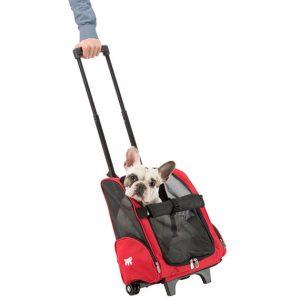 ferplast Trolley putna torba i kolica za pse i mačke