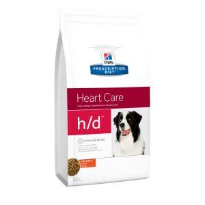hill's h-d heart care hrana za pse s bolestima srca