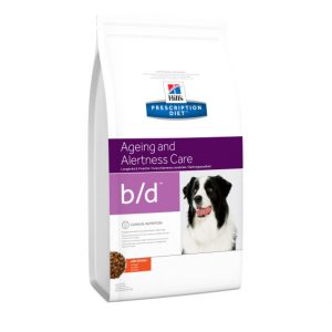 Hill's Prescription Diet b-d - Ageing and Alertness Care