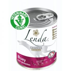 Lenda konzerva - hrana za pse - govedina, grasak i krumpir