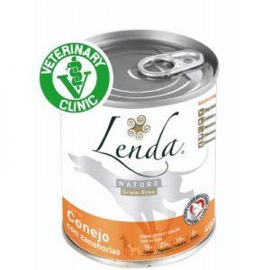 Lenda konzerva zečetina i mrkva - konzerva