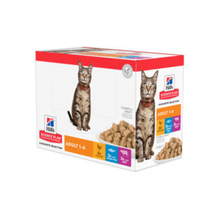hill's adult multipack 12x85g