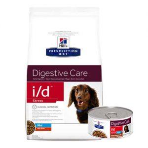 hills_id_stress_mini__digestive_care__prescription_diet_suha i mokra hrana za pse