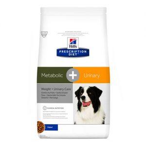 hills_metabolic_urinary__prescription_diet__canine_hrana za pretile pse i s problemima s mokracnim traktom