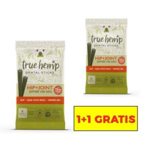 True Hemp dental sticks hip and joint poslastice za pse od konoplje-