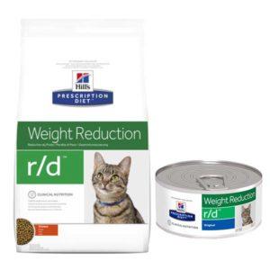 hills_rd_weight_reduction__prescription_diet__SUHA i mokra HRANA ZA MACKE