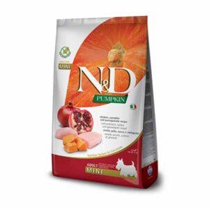 N&D-farmina-pumpkin-piletina-mini-hrana-za-pse