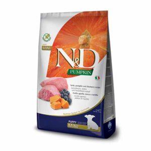 n&d pumpkin-janjetina-mini-hrana-za-štence