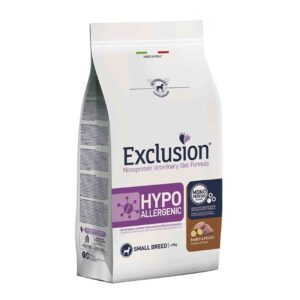 exclusion hypoallergenic_adult_small_ZEC